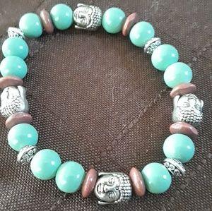 Jewelry - Buddha stretch bracelet